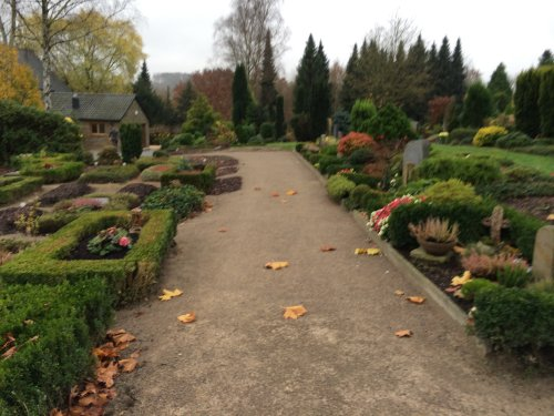 Friedhof Wengern